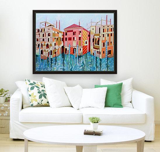 Memory of Venice  Art