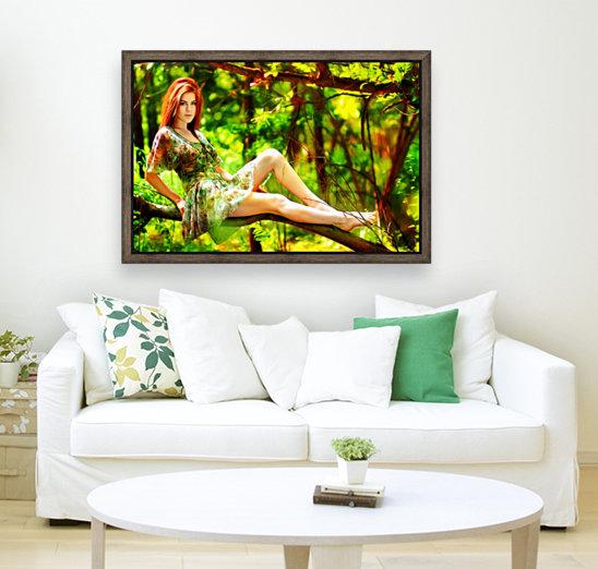 TREEgirl2  Art