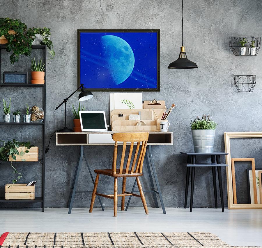 Blue moon  Art