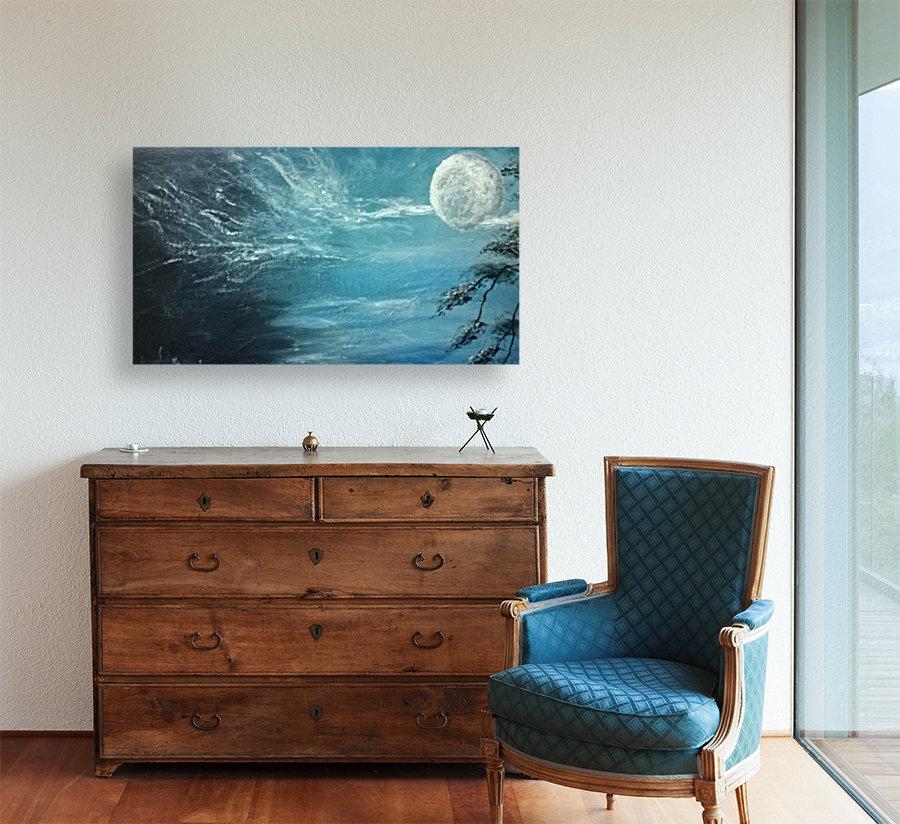 moon aura  Art