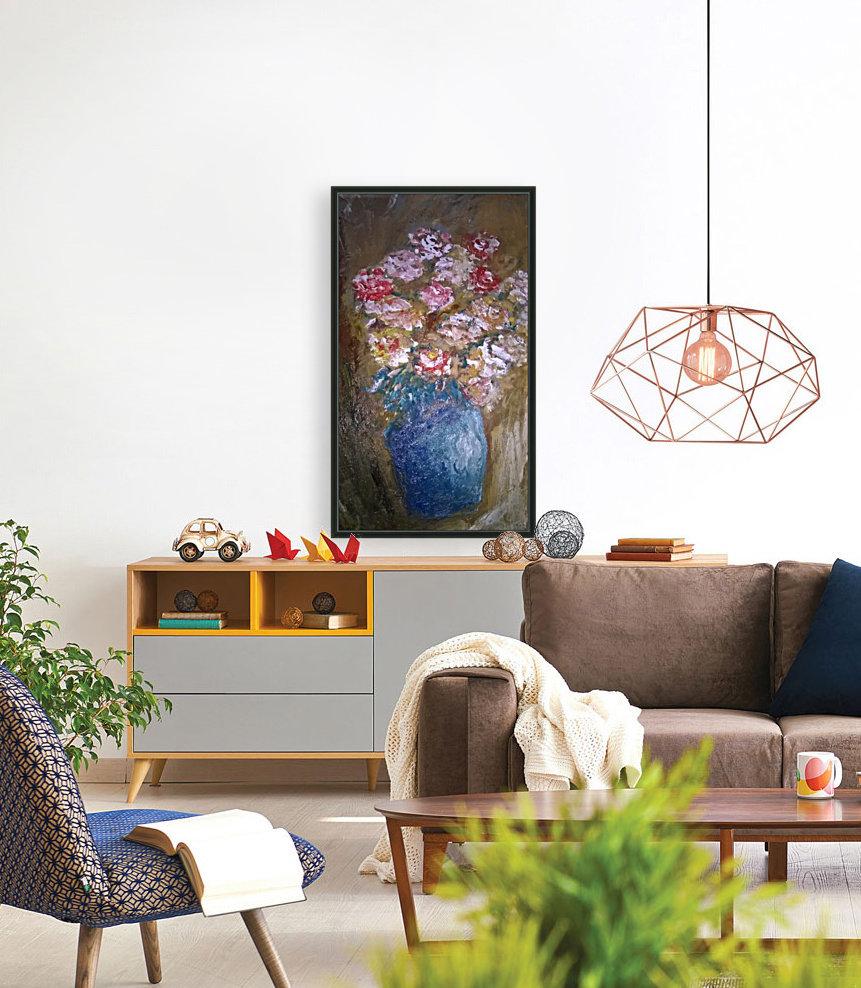 flowers vase  Art