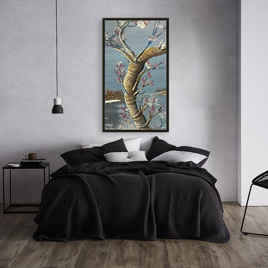 tree with Floating Frame