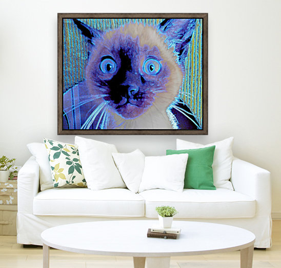 electric kitty  Art