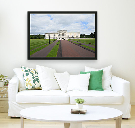 STORMONT, BELFAST with Floating Frame