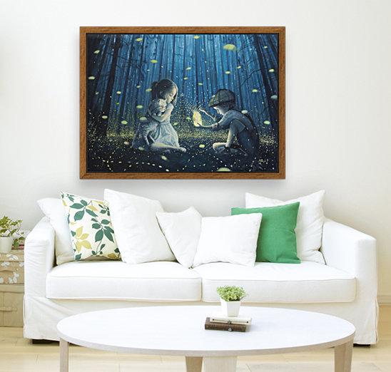 The Magic Lantern  Art
