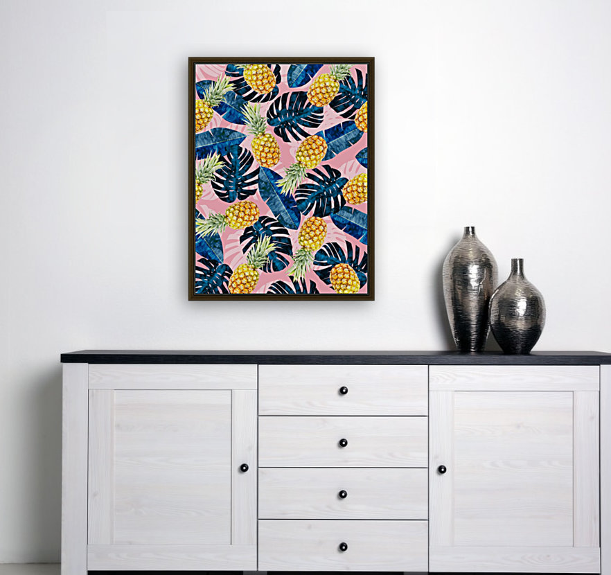 Tropical and exotic pattern  Art