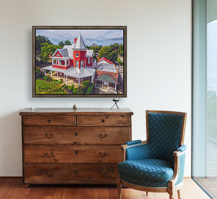 Lawrenceburg, TN | The Garrett House  Art