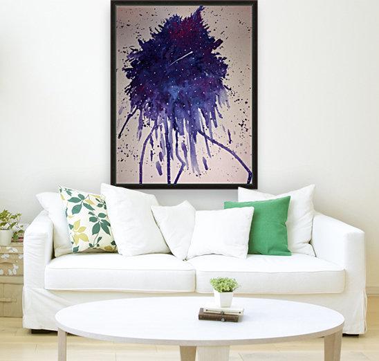 Space Splat  Art