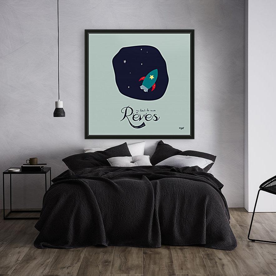 AU BOUT DES REVES  Art