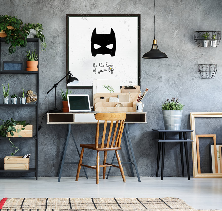 BATCHILD with Floating Frame
