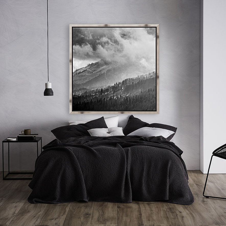 Winter Landscape V  Art