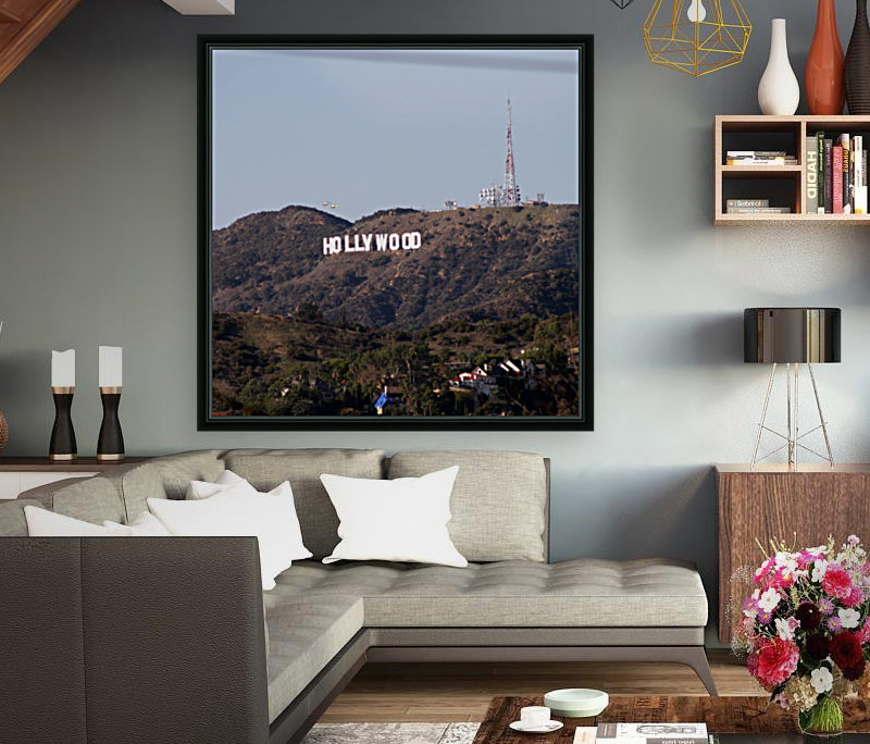 Hollywood and Helicopters  Art