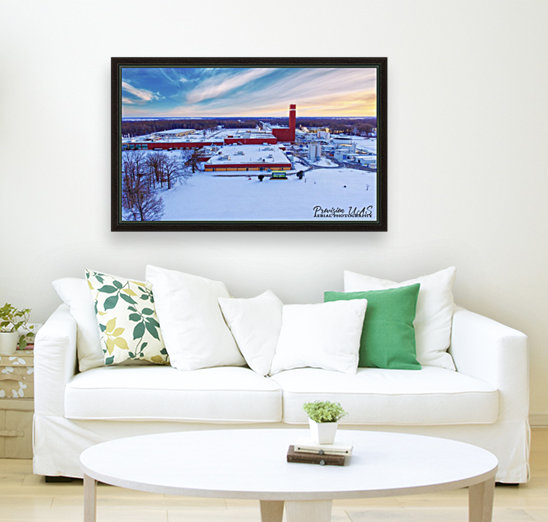 Lonoke, AR | Remington Winter with Floating Frame