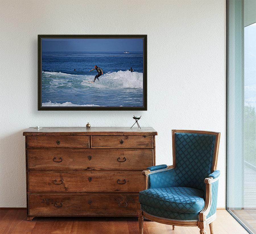 Dana Point surfers   Art