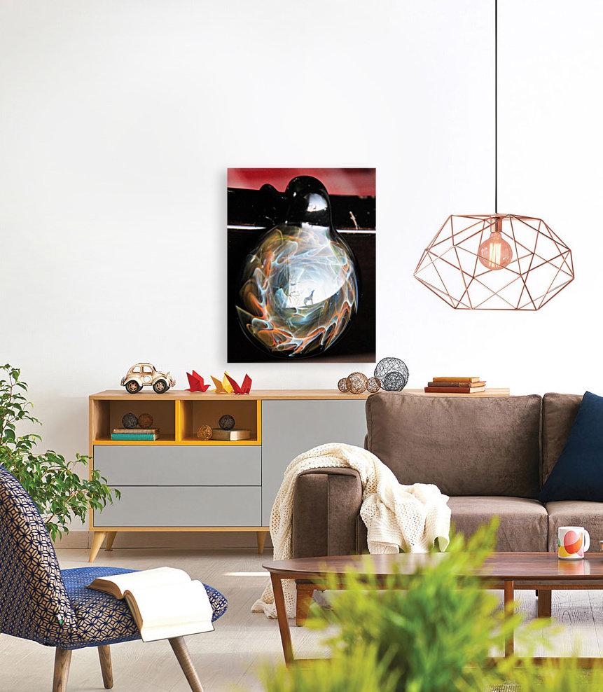 ReflectionInGlassF002  Art