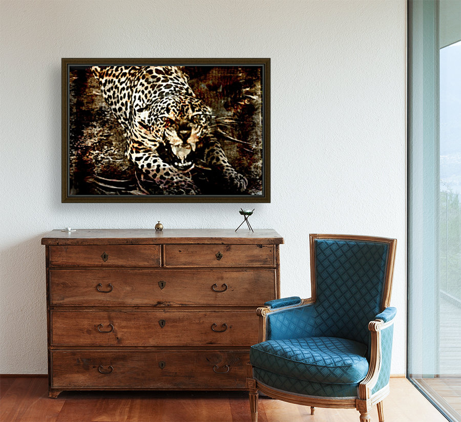 Jaguar Guyana  Art