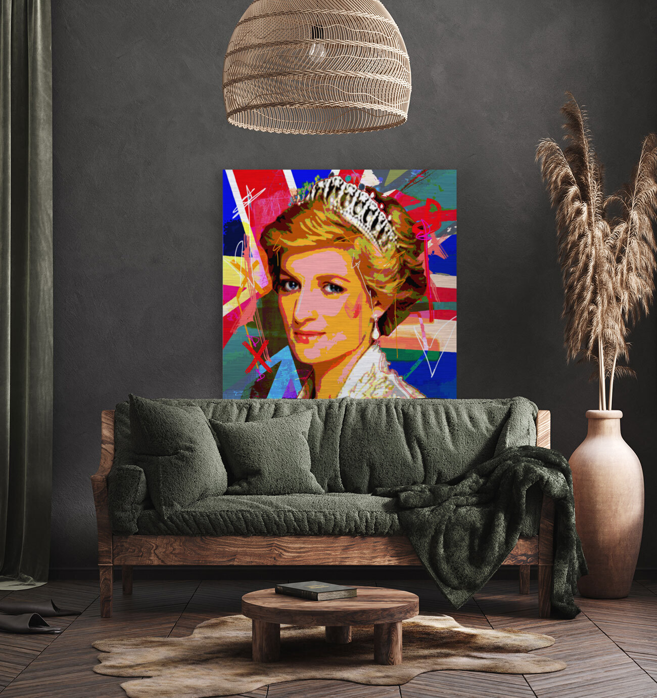 Diana X   Art