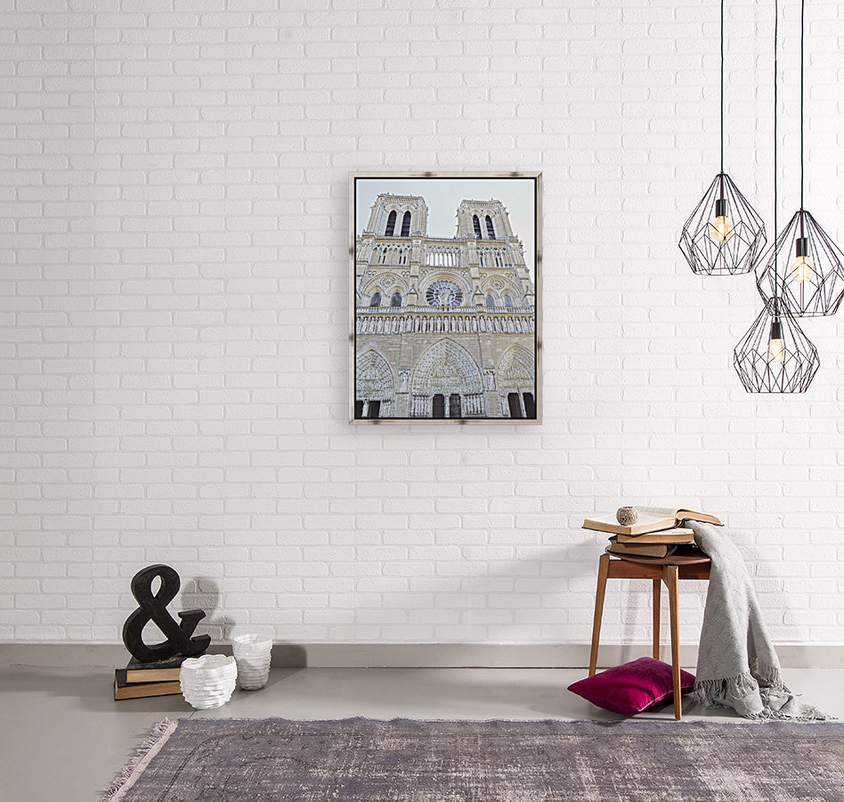 Notre Dame & Details  Art