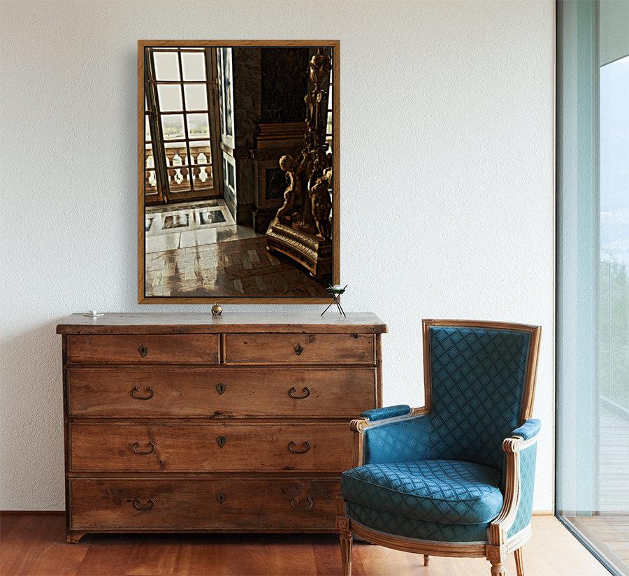 Versailles & Window  Art
