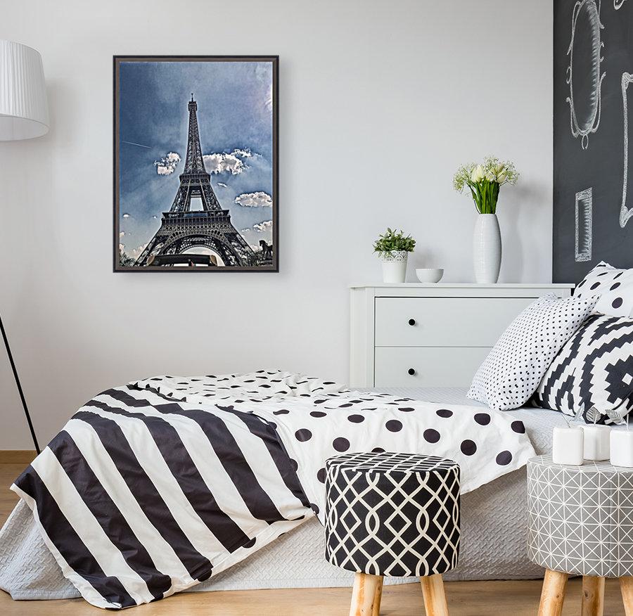 Sky & Eiffel  Art