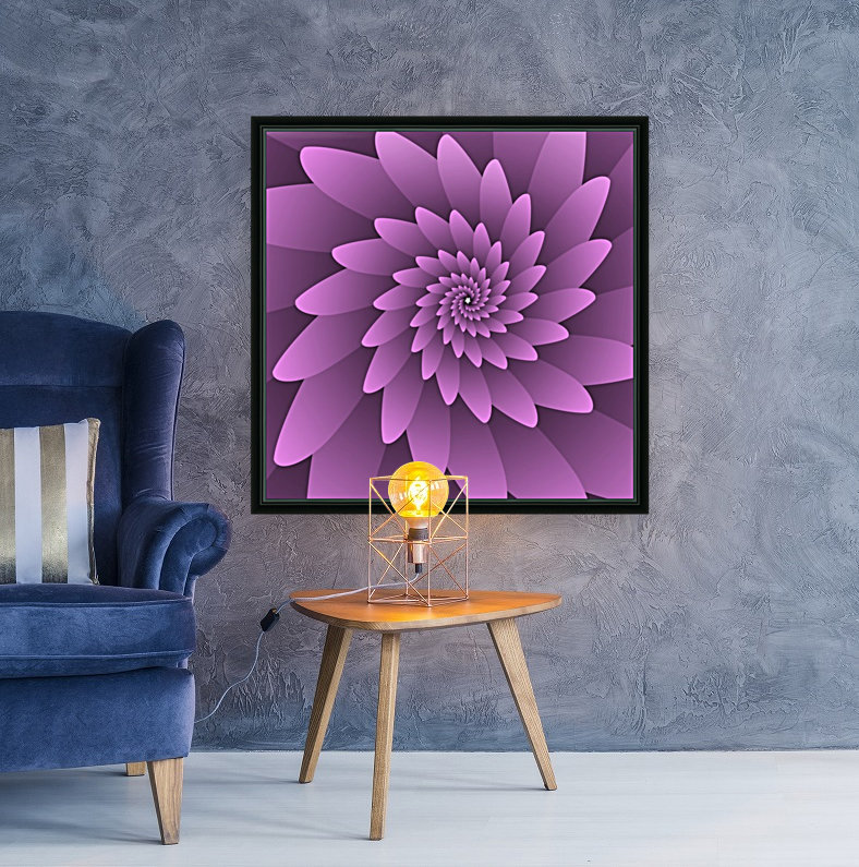 3D Floral Modern Artwork  Art