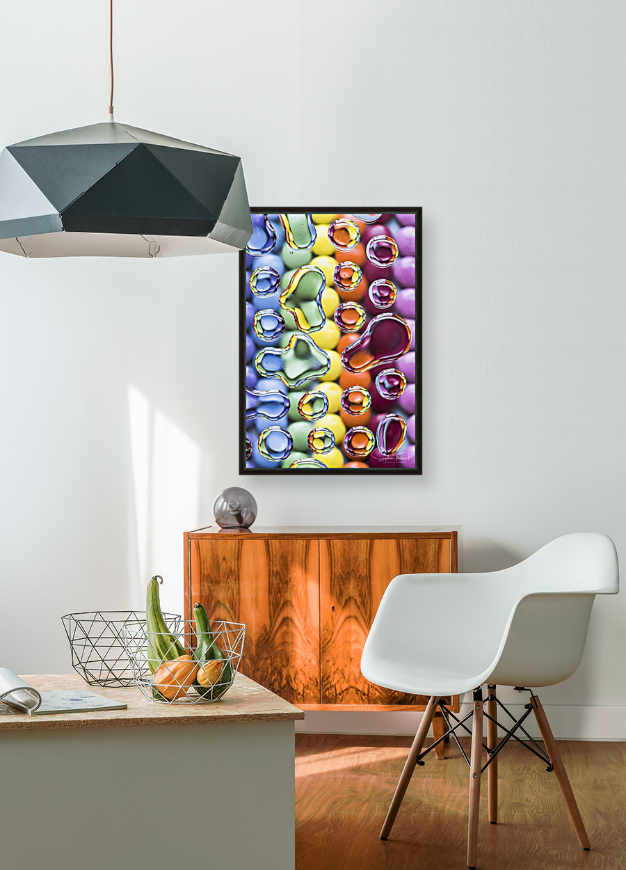 Smarties with Floating Frame