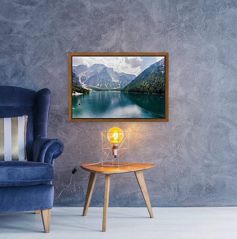 Lake of Braies  Art
