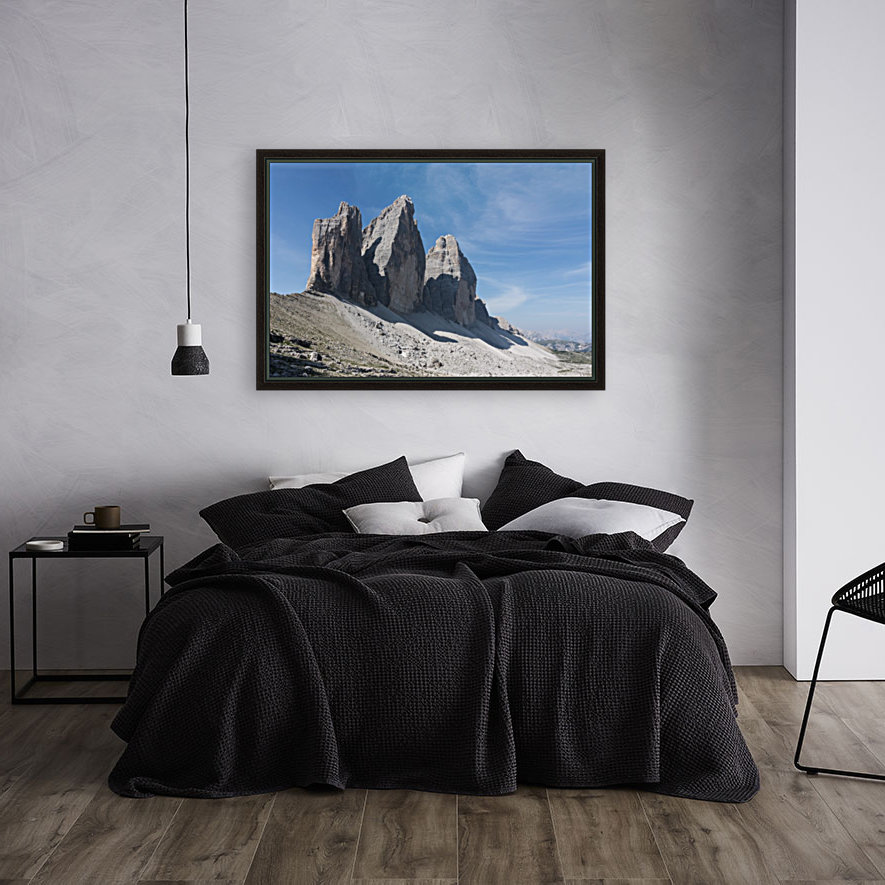 Three peaks of Lavaredo  Art