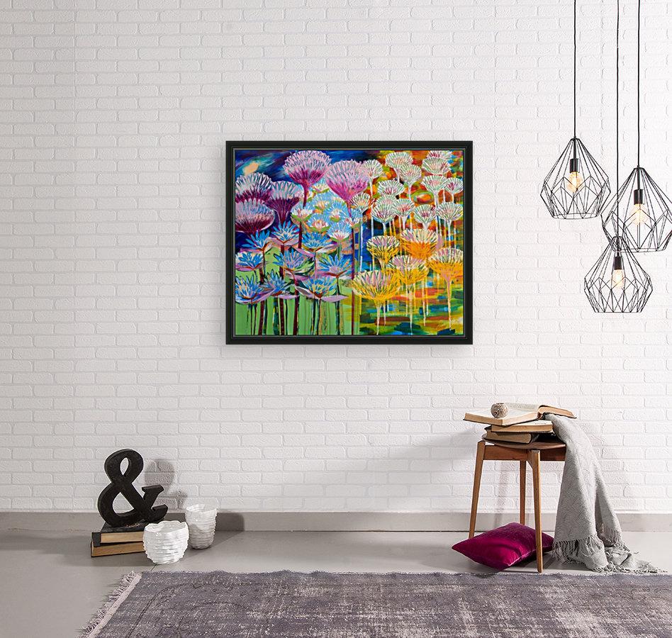 Levity Blooms  Art