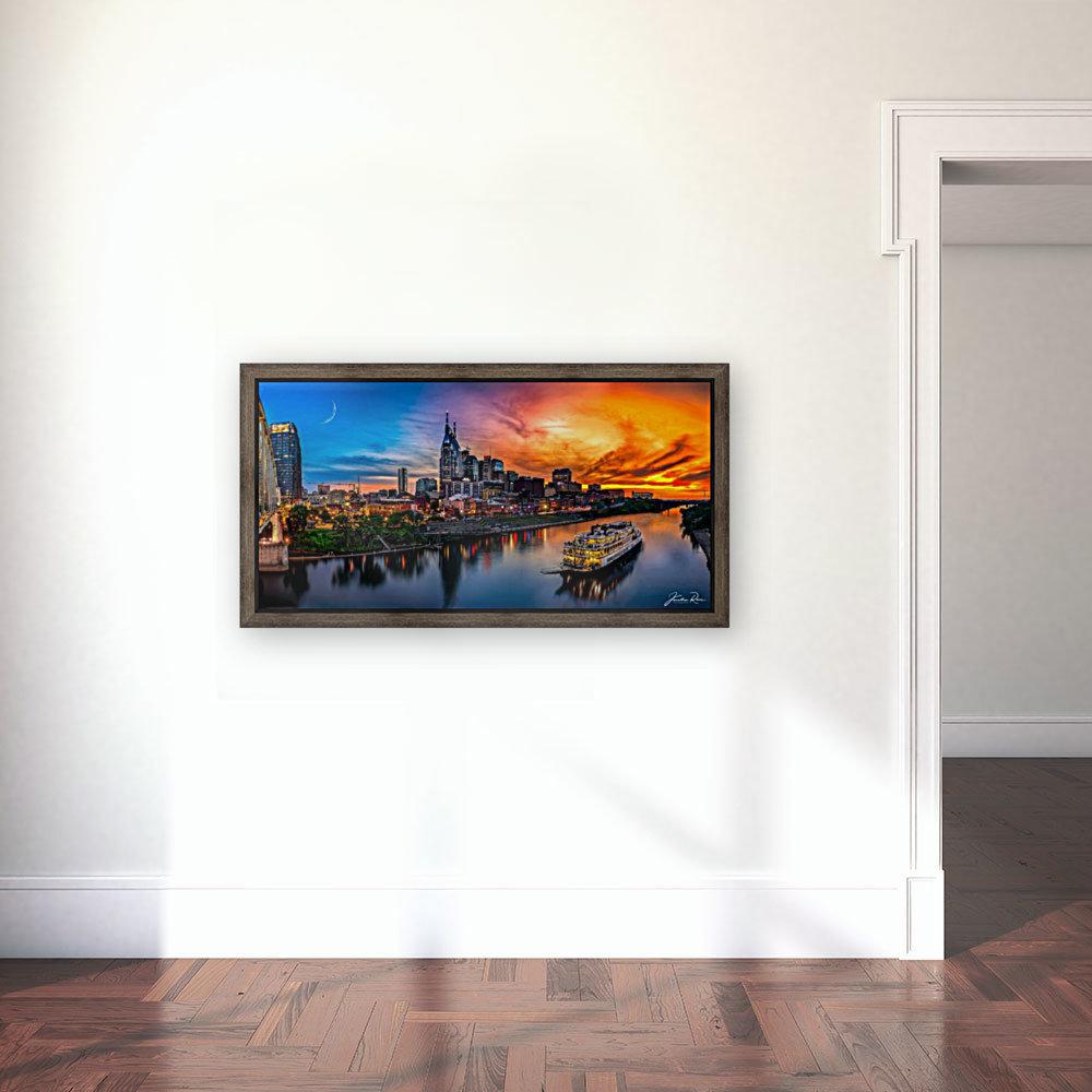 Nashville and General Jackson   Art