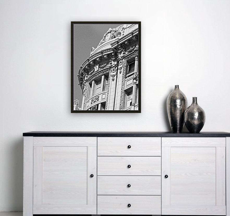 B&W Intricate Details - DTLA  Art