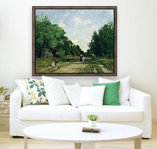 Parc Cordier in Trouville  Art