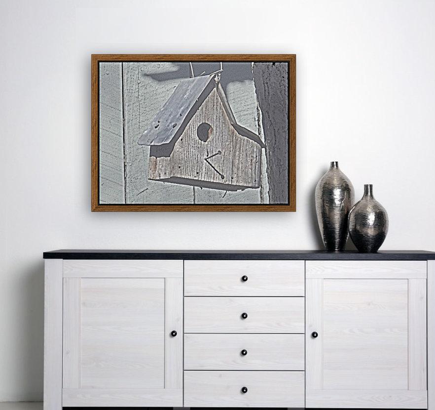 Birdhouse  Art