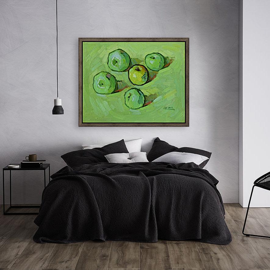 Green Apples  Art