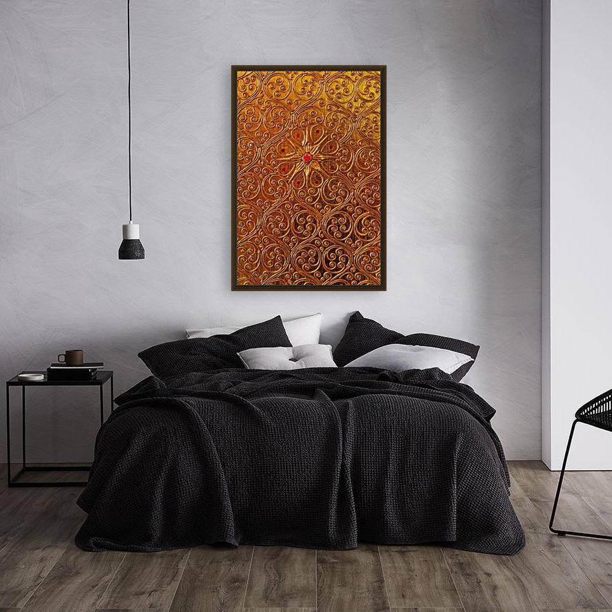 Golde pattern  Art