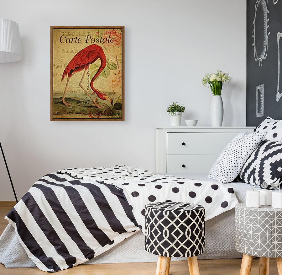 Beautiful Flamingo_OSG  Art