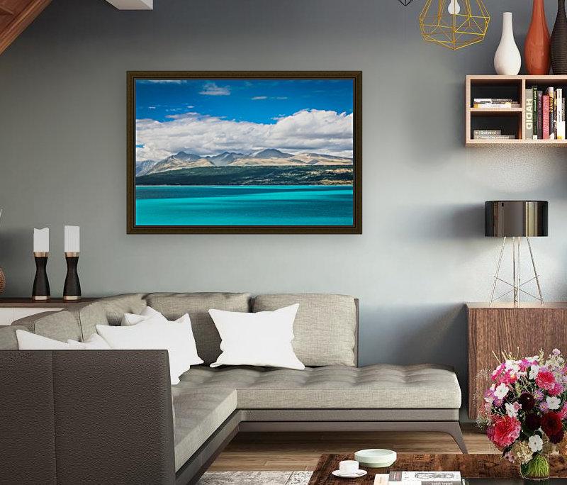 Lake Pukaki  Art