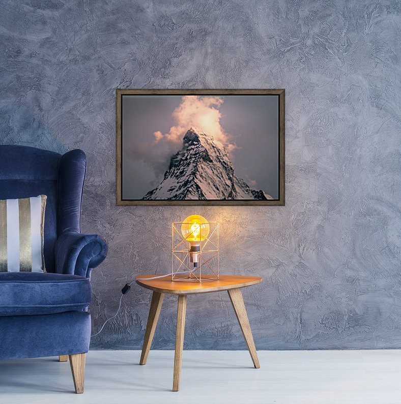 Matterhorn Glow  Art