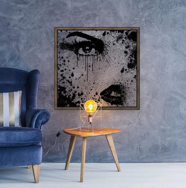 Abstract Girl  Art