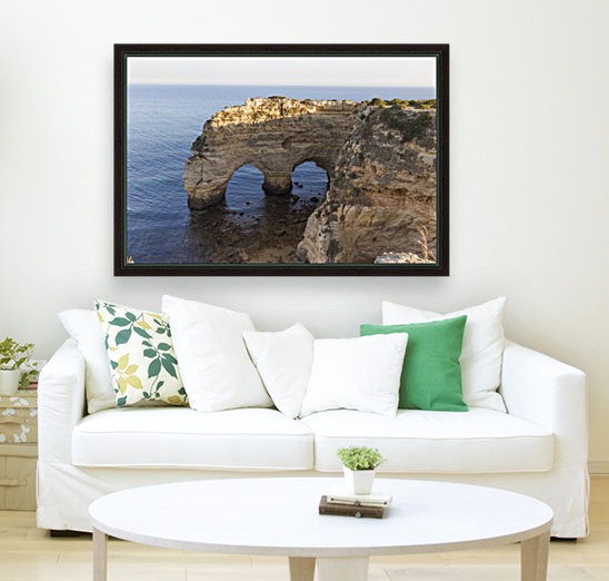 Praia de Marinha  Art