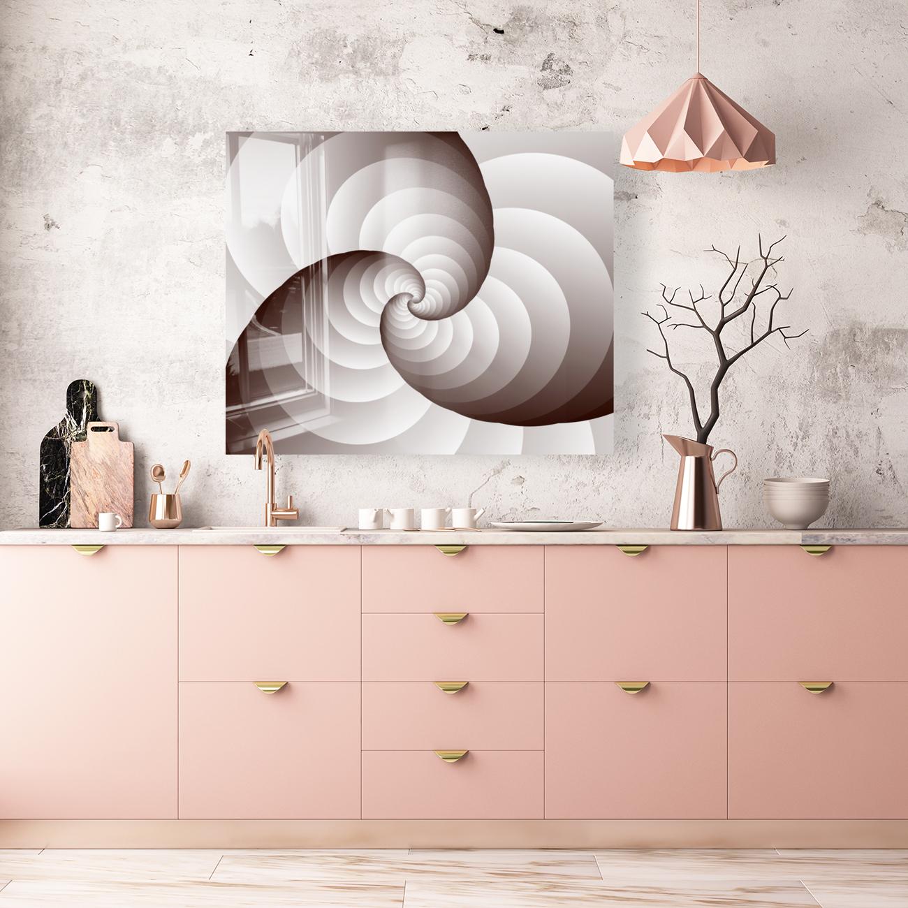 Spirally  Art