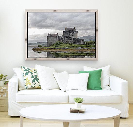 Eilean Donan Castle  Art