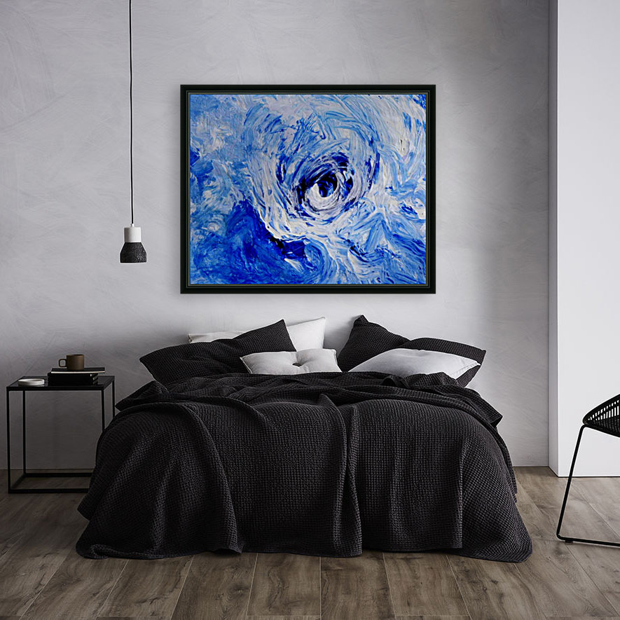 Abstract Storm  Art