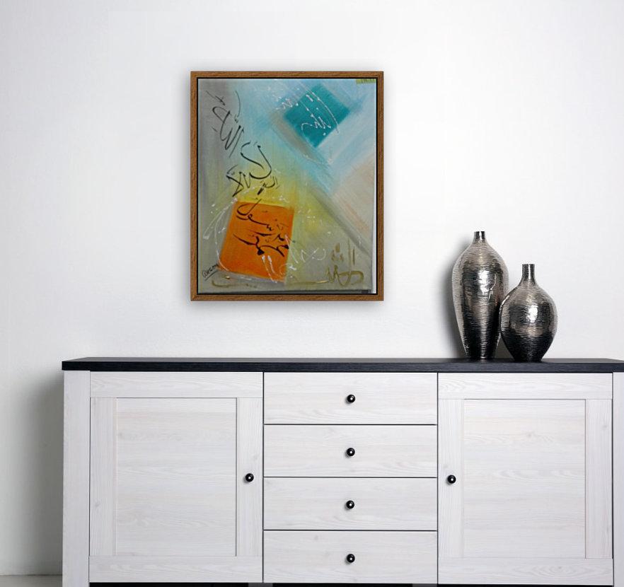 ahson qazikalmacalligraphy  Art