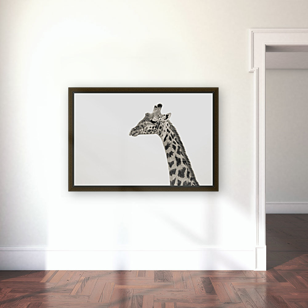 Stand Tall with Floating Frame
