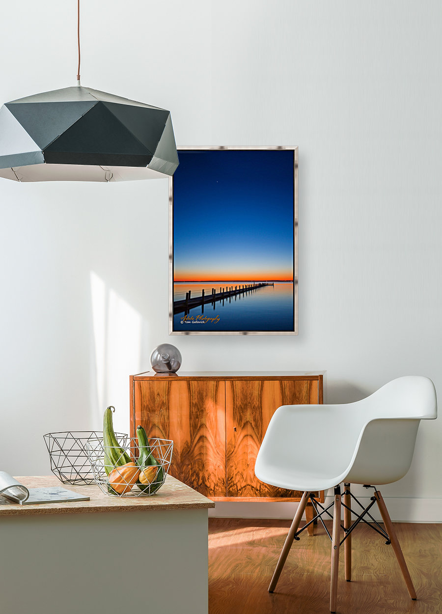 Sunset - APC-129 with Floating Frame