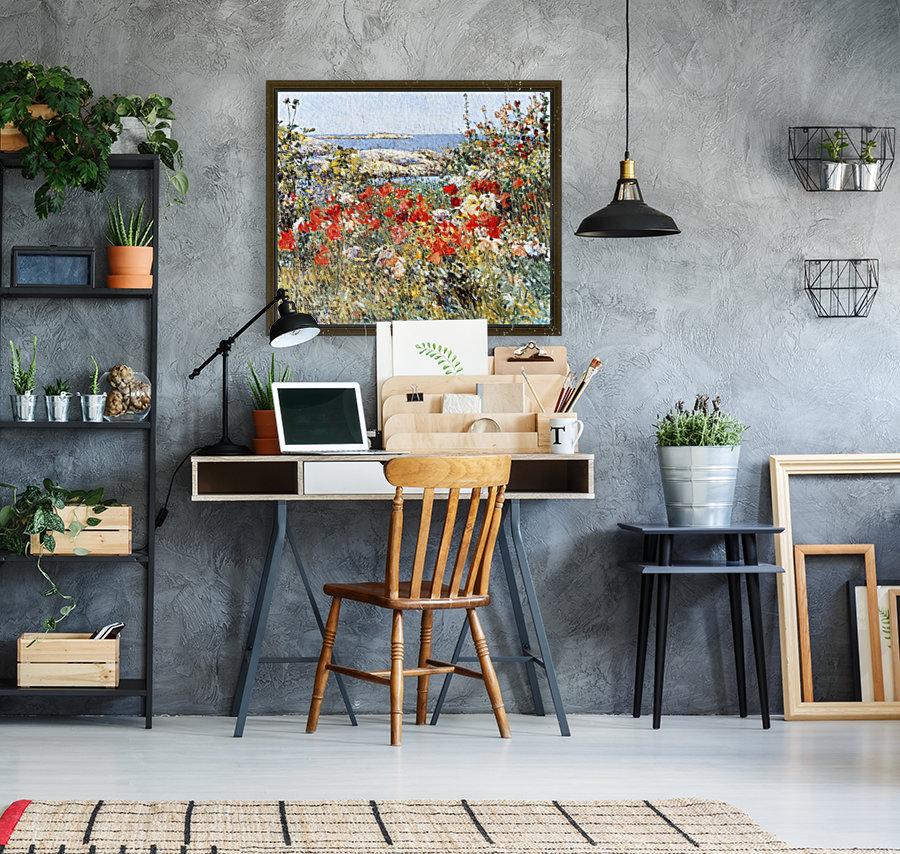 Flower Garden, Isles of Shoals  Art