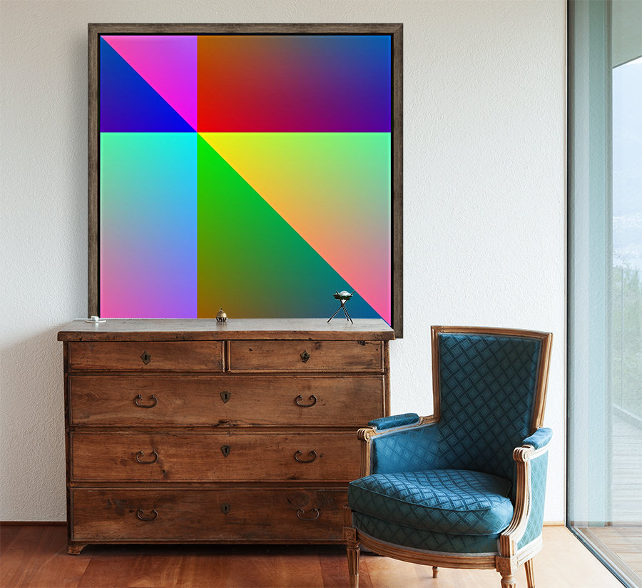 Spectrum with Floating Frame