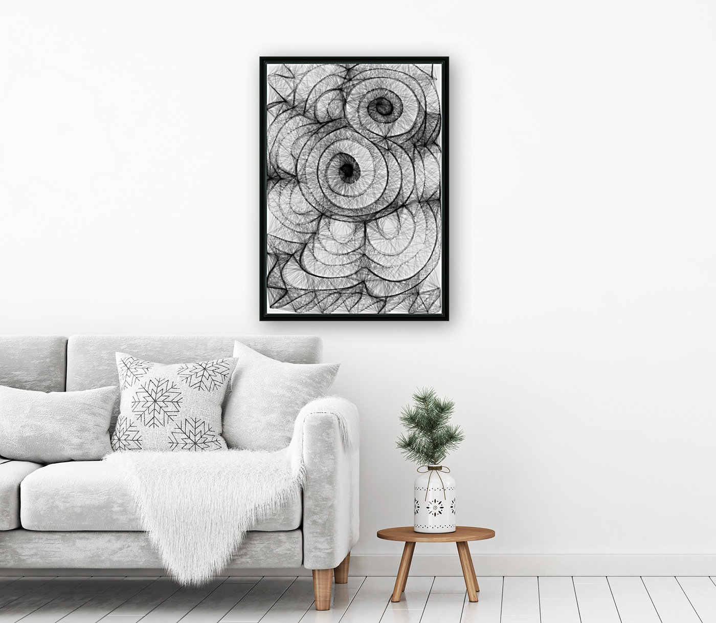 Circled in infiniti  Art