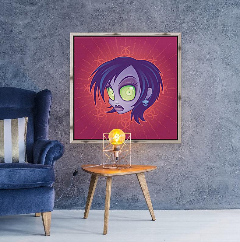 Living Dead Girl  Art